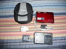 Nikon COOLPIX S60 Digital Camera 10.0MP  5X Zoom -  Crimson red