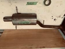 2001 to 2005 subaru impreza wrx sti Scorpion exhaust back box 2.5 inch