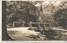 Brockenhurst.Boldreford Bridge-1952 Used P/C- (Publisher:Photochrom) - VGC !