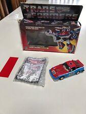 Transformers Vintage G1 Autobot  Smokescreen (1980 - 1984)