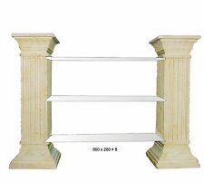 Regal TV Tisch HiFi Säule Säulenregal Exklusiv Dekoration Möbel Auf Alt 1847 F70