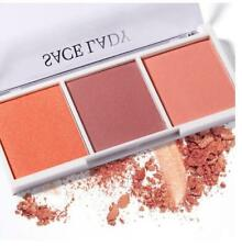 Blush Palette Face Make Up Long Lasting Natural Cheek Blusher Powder Rouge