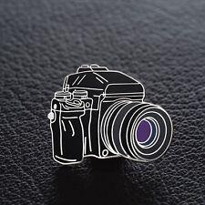Contax 645 Medium Format Camera Enamel Pin