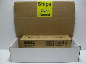 Dell Black Toner 3000CN 3100CN K4971 New Genuine   ** SHIPS OVERBOXED **