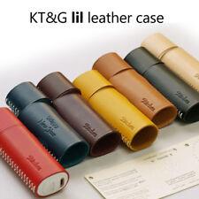 KT&G lil Natural Leather Case(lil 1.0 / lil plus / lil mini), KTnG lil pouch