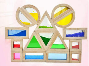 eSensory Blocks Creative Puzzles for all Ages for Cognitive Development