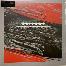 EDITORS THE BLANCK MASS SESSIONS VINILE LP 180 GRAMMI NUOVO