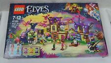 Lego Elves Magic Rescue From The Goblin Village 41185 Boxed Near Complete