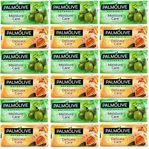 18 PALMOLIVE SOAP NATURALS MOISTURE DELICATE CARE HAND WASH FACE BAR 90g