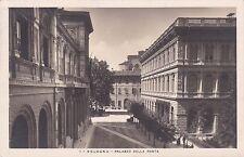 BOLOGNA - Palazzo della Posta - Foto Cartolina 1928