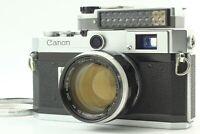 [MINT + Light Meter] Canon VI L + 50mm F1.4 LTM L39 Rangefinder From Japan #106