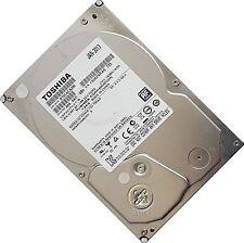"""Toshiba 2TB 7200RPM SATA III 6Gb/s di cache 64MB 3.5"""" HDD DISCO RIGIDO INTERNO"""