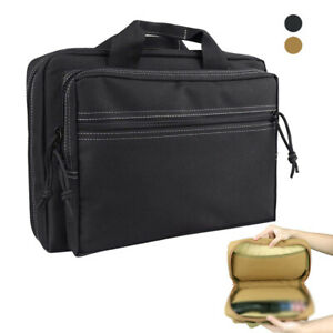 Universal Tactical Pistol Gun Bag Army Pistol Case Combat Hunting Accessory Bags