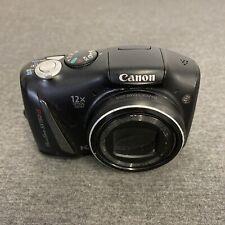 Canon PowerShot SX150 IS 14.1MP Digital Camera w/12x Zoom Black