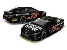 2017 MARTIN TRUEX JR #78 FURNITURE ROW CUP CHAMP 1:64 ACTION NASCAR DIECAST READ
