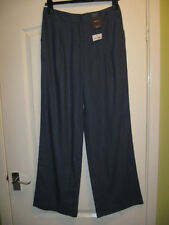 Marks and Spencer Viscose Regular 30L Trousers for Women