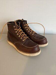 Redwing Boots Size 6 Uk