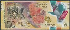 Trinidad and Tobago [63] - 50 Dollars 2015 UNC - Pick 59