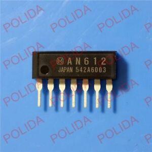 10PCS Balance Modulator IC PANASONIC SIP-7 AN612