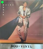 Melba Moore A Lot Of Love vinyl LP album record USA ST-12471 CAPITOL 1986 Ex+