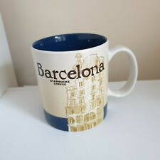 More details for starbucks 2013 barcelona global icon collector series 16floz mug *new with sku*
