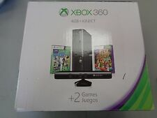 New Microsoft Xbox 360 4GB Kinect Holiday Value Kinect Sports & Adventures