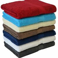 Luxurious 100% Egyptian Cotton Premium Towel Set Bath Towel Hand Towel Washcloth