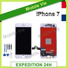VITRE TACTILE +ECRAN LCD RETINA ASSEMBLÉ SUR CHASSIS POUR IPHONE 7 BLANC +OUTILS