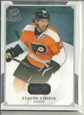 CLAUDE GIROUX #64 BASE SET CARD #/249 2013-14 THE CUP