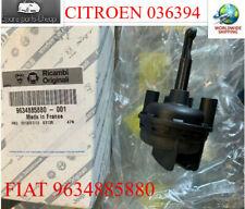 Citroen C8 Fiat Ulysse Peugeot 807 Vacuum Intake Butterfly Swirl Valve 036394