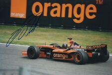 "Heinz-Harald Frentzen ""Arrows"" Autogramm signed 20x30 cm Bild"