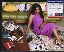 Mindy Kaling Signed 8x10 Photo PSA/DNA COA AUTO Autograph Stock Photo