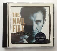 JIMMY NAIL – THE NAIL FILE THE BEST OF CD ALBUM Crocodile Shoes Love Don't Live
