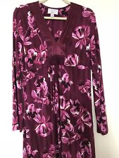 NWOT HEAVENLY SOFT BY CAROLE HOCHMAN FULL LENGHT ROBE SIZE S