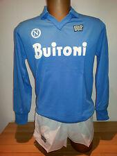 maglia maradona napoli Ennerre Buitoni vintage da magazzino 1985 1986 s44 jersey