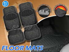 ALL WEATHER WATER PROOF PREMIERE SERIES 4PCS FLOOR MATS FOR LEXUS SCION- BLACK