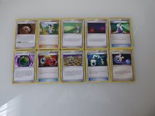 x10 Pokemon Trainer Cards - Common - Uncommon - English - Free Shipping
