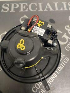 Audi A3 Heater Fan Blower 8p Models 1k2 820 015 G And 3c0 907 521 F