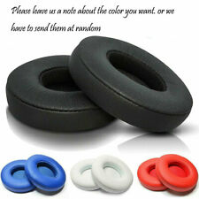 1 Pair Ear Pads Cushion For Beats Dr Dre Solo 2 Solo 3 Wireless Headphone 4Color