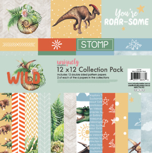 Uniquely Creative Wild Collection Pack
