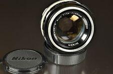 Nikon 50mm f1.4 Nikkor-S NON AI Lens FAST GLASS fits Digital Nikon Cameras