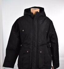 NEW! English Laundry Men's XL Black L/S Sherpa Hooded Winter Jacket - MSRP $209