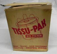 GASSER HOT-ROD FRANTZ TISSU-PAK VINTAGE OIL FILTER BYPASS UNIT NEW IN BOX COOL