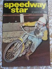 Speedway Star and News 9th March  1974