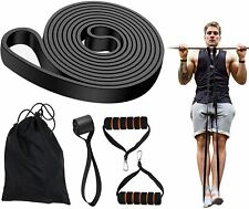 High Quality Resistance Bands Workout Exercise Crossfit Fitness Yoga Training