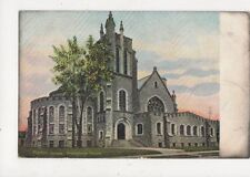 Marion Indiana Presbyterian Church USA Vintage Postcard 723a