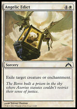 MTG 4x ANGELIC EDICT - EDITTO ANGELICO - GTC - MAGIC
