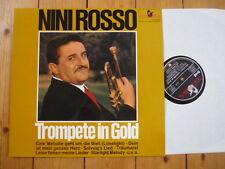 Nini Rosso Trompete In Gold HANSA LP