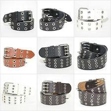 Design Nietengürtel • Gürtel Herrengürtel Damengürtel Ösengürtel Vintage Belt