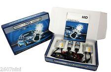 Kit phare 2 ballast ampoule xenon 35w  H7 H1 6000k 8000k